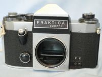 Praktica   Super TL    M42 SLR Camera £5.99